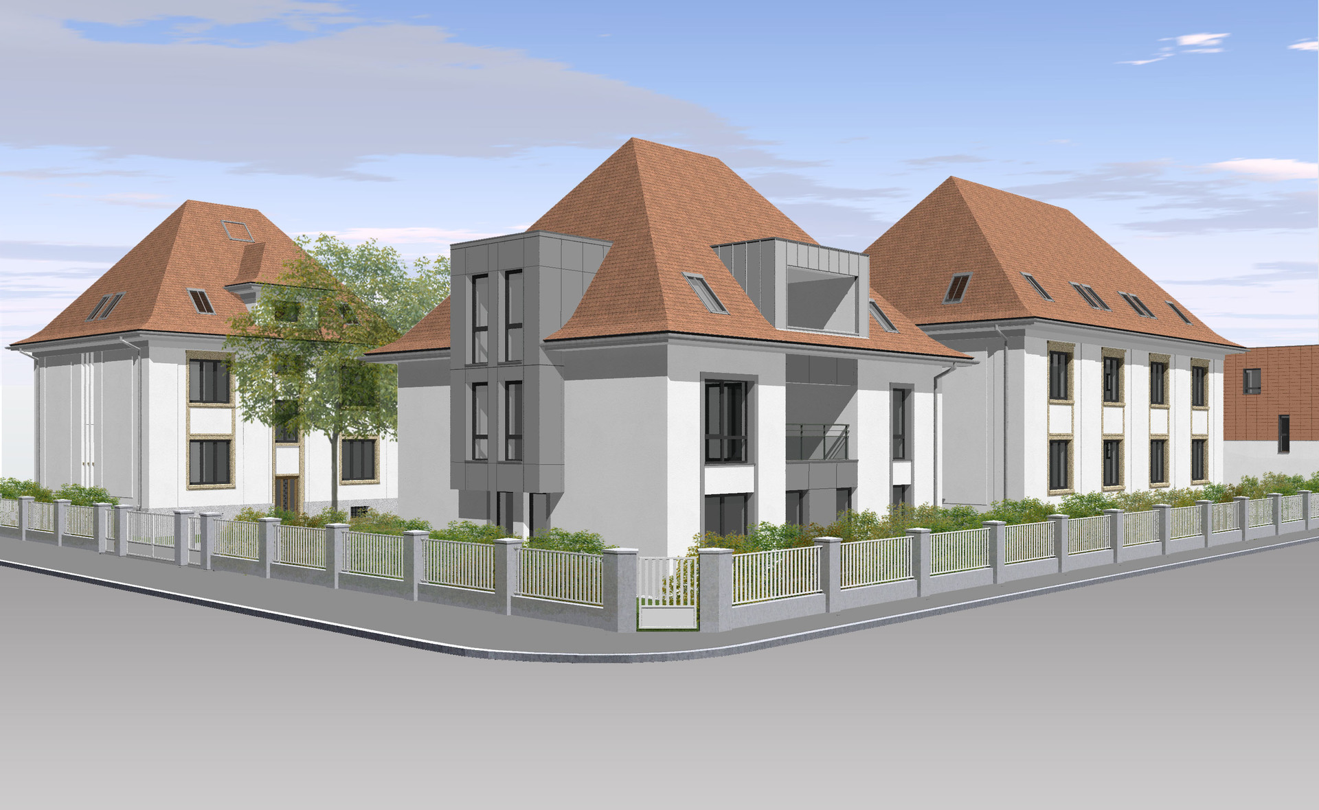 site de l ancienne gendarmerie illkirch graffenstaden. Black Bedroom Furniture Sets. Home Design Ideas